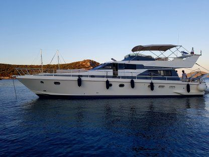 Charter Motorboat Guy Coach 89 Bodrum