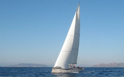 Charter Sailboat Elan 450 Kos