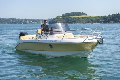Rental Motorboat Sessa Marine Key Largo 26 Dinard