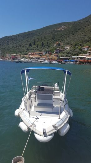 Vip 460 in Sivota for hire