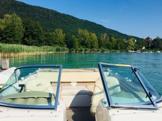 Location Bateau à moteur Sea Ray Bow Rider 180 Annecy