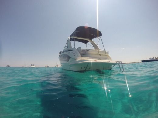 Crownline Crownline 250CR in Antibes for hire