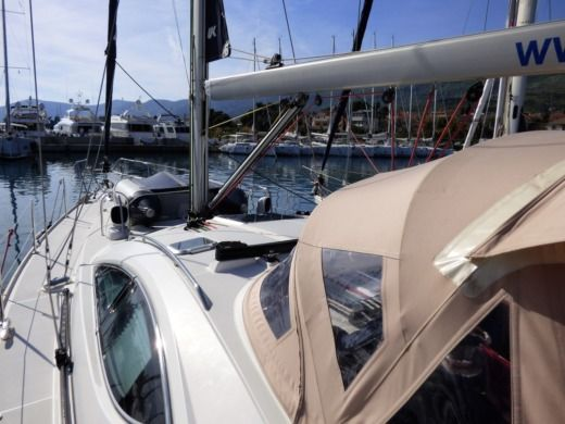Jeanneau Sun Odyssey 49Ds in Kaštel Gomilica for hire
