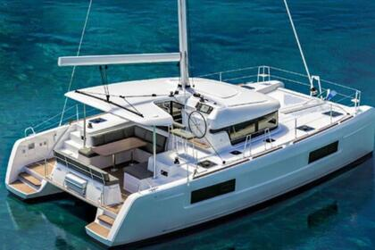 Location Catamaran Lagoon Lagoon 40 Ibiza
