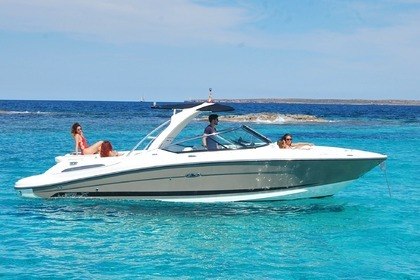 Miete Motorboot Sea Ray 270 SLX Ibiza