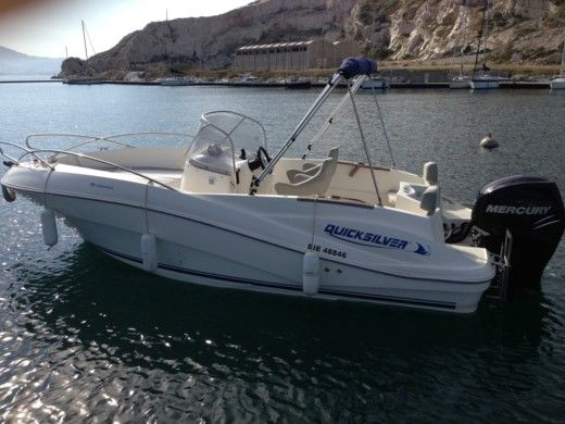 Motorboot Quicksilver 6M30 Open