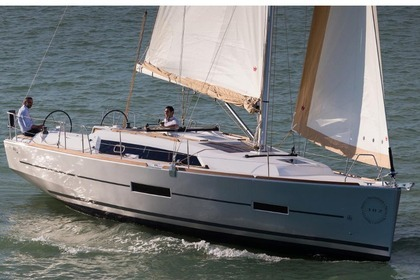 Charter Sailboat DUFOUR 382 Grand Large Palermo