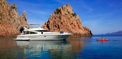 Rental Motorboat Guy Couach 160 Fly Ajaccio