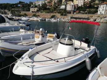 Miete Motorboot Marinello Eden 20 Bordighera