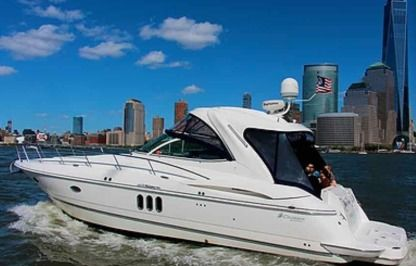 Charter Motorboat Cruisers 420 Express Cruisers New York
