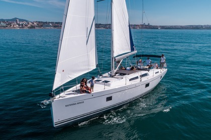 Hire Sailboat Hanse 508 Ibiza