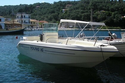 Rental Motorboat Mingolla Young 16 Paxi
