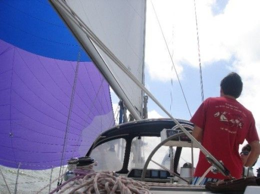 Sailboat Moody & Son 376 for hire