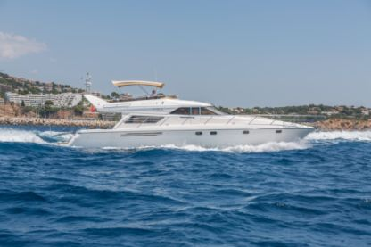 Rental Motorboat Princess 60 Mallorca