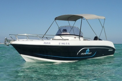 Charter Motorboat PACIFIC CRAFT 670 Open Ibiza