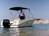 Rental Motorboat Karnic Smart 1-55 Primošten