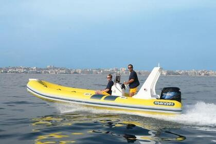 Hire RIB MARINER 6.20 Piano di Sorrento