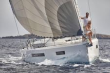 Charter Sailboat Jeanneau Sun Odyssey 410 Road Town