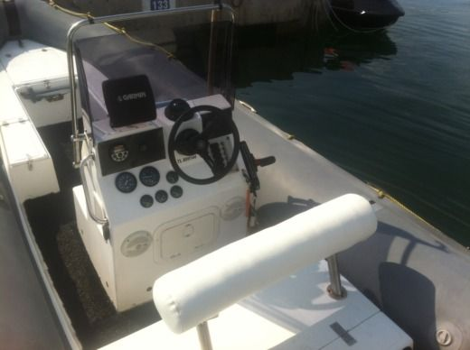 Hippocampe 600 SR in Sainte-Maxime for hire