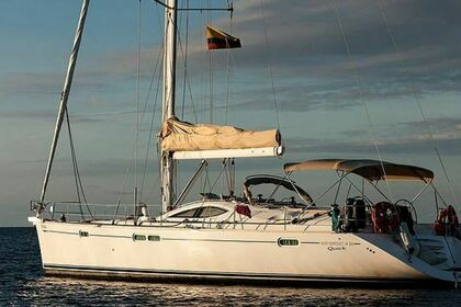 Hire Sailboat Jeanneau Sun Odyssey 54 Ds Cartagena