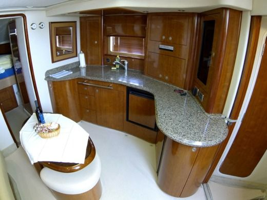 Motorboat Sea Ray Sea Ray 455 for hire
