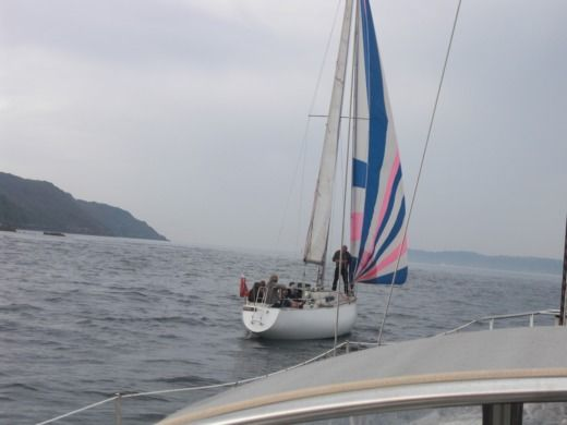 Beneteau First 30 in Brest