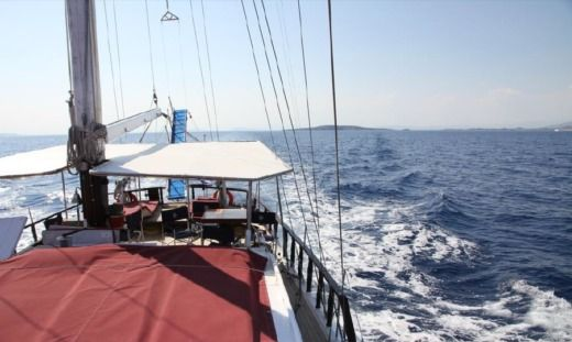 Charter Sailboat - Meltemi Athens
