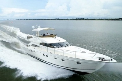 Miete Motoryacht Princess 70 Saint Petersburg