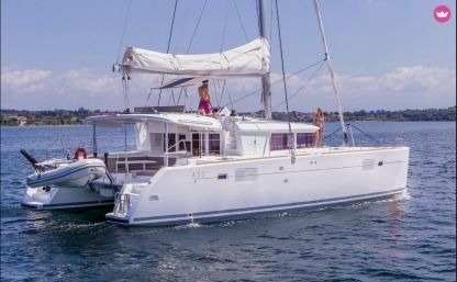 "Location Catamaran Lagoon 450 ""siddhartha"" Missolonghi"