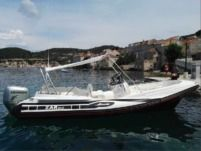 Rental rIB in Vis