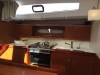 Sailboat Beneteau Oceanis 50 Grand Family for hire
