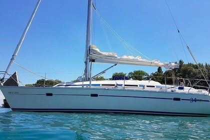Charter Sailboat BAVARIA 34 Speed Sipplingen