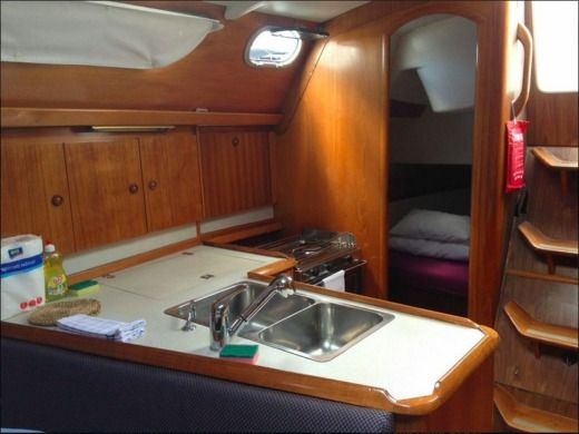 Sailboat Jeanneau Sun Odyssey 36.2 for hire
