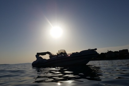 Rental RIB MARLIN 20' FB Zadar
