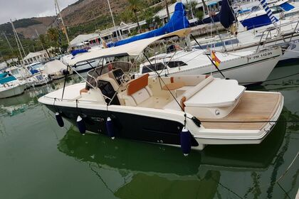 Charter Motorboat Invictus 280 CX St-Laurent-du-Var