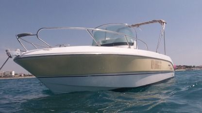 Miete Motorboot Sessa Marine Key Largo Deck 22 Agde