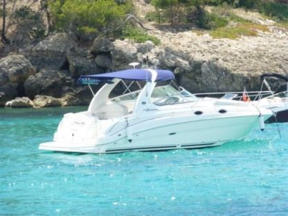 Rental Motorboat Sea Ray 280 Sundacer Andratx