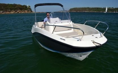 Charter Motorboat Quicksilver Activ 605 Dénia