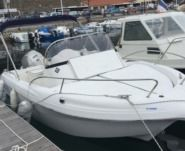 Pacific Craft Open 550 in Port-Vendres for hire