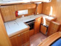 Sailboat Bavaria 46 Cruiser for rental