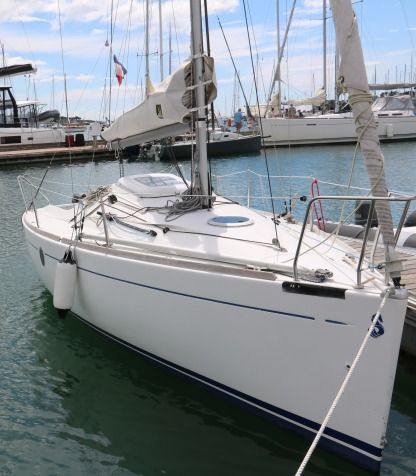 Rental Sailboat Beneteau First 211 La Trinité-sur-Mer