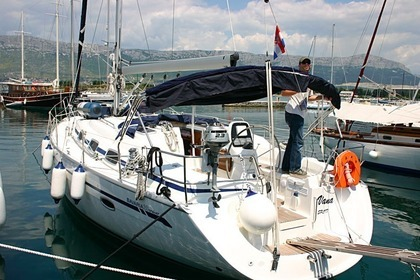 Rental Sailboat BAVARIA 39 CRUISER Split