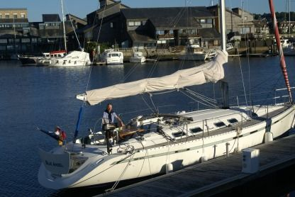 Charter Sailboat Beneteau First 45 Arzon