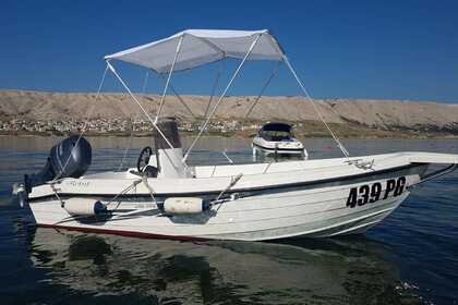 Hire Motorboat Reful 490 Open Pag