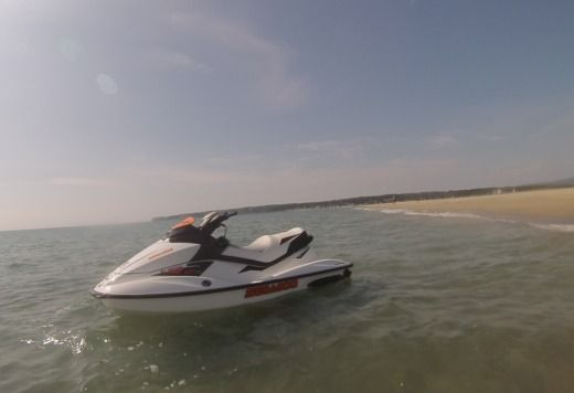 Sea Doo Gti 130 in Le Barcarès for hire
