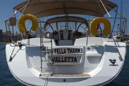 Hire Sailboat JEANNEAU 53 Kalkara
