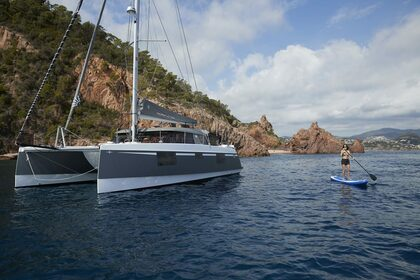 Hire Catamaran NAUTITECH Open 40 Road Town