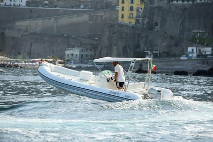 Hire RIB DOVIBOAT 6 Piano di Sorrento