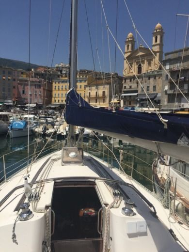 GIBERT MARINE Gibsea 364 in Bastia for hire