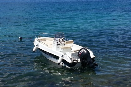 Rental Motorboat wave Bluemax 19 Zadar